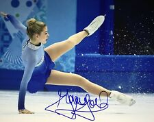 Gracie Gold USA Figure Skating Olympics Signed 8x10 Autographed Photo COA E6