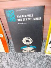 Van der Valk und der Tote Maler, ein Kriminalroman von Nicolas Freeling, aus dem