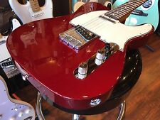 Fender Classic '60s Telecaster - Candy Apple Red includes gigbag