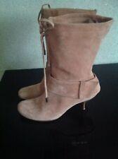Kurt Geiger Blush Suede Ankle Boots Size 7 EU 41