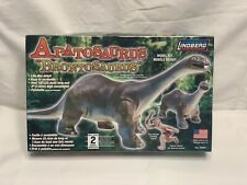 "Lindberg #70281 10-inch Apatosaurus New Sealed dinosaur model ""Brontosaurus"""