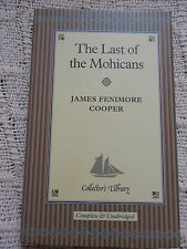 THE LAST OF THE MOHICANS by James Fenimore Cooper  Collector's Library Edition