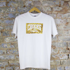 Crooks & Castles Getting Guap T-Shirt In White Sizes S.