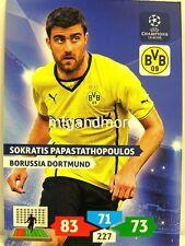 Adrenalyn XL Champions League 13/14 - Sokratis Papastathopoulos - Dortmund