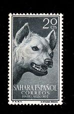 SPANISH  SAHARA  SCOTT# 88  MH   ANIMAL TOPICAL