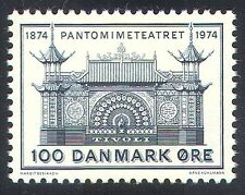 Denmark 1974 Theatre/Buildings/Architecture/Heritage/History/Acting 1v (n40939)