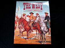 The West, an Illustrated History by Henry Steele Com...