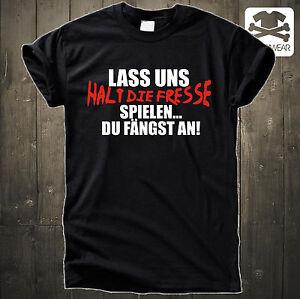 Herren T-Shirt l Sorry hab nicht zugehört l Größe bis 5XL
