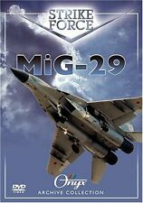 Strike Force MiG-29 DVD (Soviet, Russia, Mig29, Mig 29, Hungarian, Polish) New