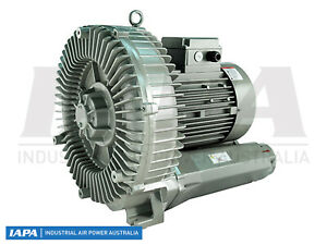IAPA Side Channel Blower 20Kw (at 50Hz) 3 Phase - P/N SS-9220