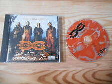 CD Hiphop Crucial Conflict - The Final Tic (15 Song) PALLAS / UNIVERSAL