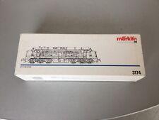 VINTAGE# Märklin Marklin H0/AC 3174 Locomotiva diesel MY 1126 ATCS#BOXED