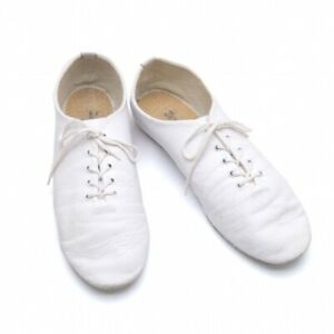repetto Leather Flat Shoes Size 43(K-92704)