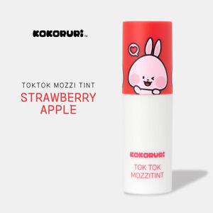Kokoruri Toktok Mozzi Tint Strawberry Apple 3.5ml 0.11oz Lip Korean K-Beauty