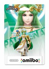 Nintendo Wii U 3DS Super Smash Bros Collection Palutena Amiibo Figure Toy New