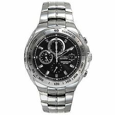 Citizen Men's Silver Band Wristwatches