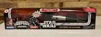 RARE Darth Vader Lightsaber Star Wars OTC Hasbro Blk Ed Galactic Heroes 04 85658