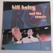 "33T Bill HALEY THE COMETS  Vol2 Disque LP 12"" ME AND BOBBY McGEE - MUSIDISC 1395"