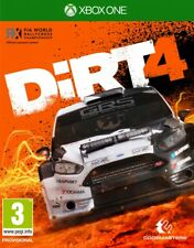 Dirt 4 Xbox One game (2017) Special Edition