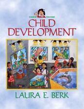 Child Development by Laura E. Berk (2008, Paperback) 8th Edition
