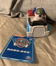 Paw Patrol Toys Robo Dog - RARE & HTF