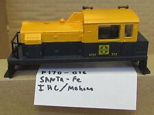 P170-016  MDT SWITCHER SANTA FE BODY SHELL CAB #332 HO 1:87 SCALE