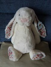 Blossom Bashful Cream Bunny Large 36cm Soft Toy by Jellycat