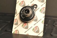 CNC RACING VA202B DUCATI OIL BREATHER BLACK - 796/1100 <09  MONSTER 696/796/1100