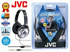 GENUINE JVC HA-V570 Full Size Open Headphones With Super Bass Sound  HAV570 WLM