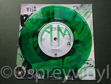 "Police Sting Message in a Bottle Green Vinyl Laminated sleeve EX/EX UK 7"" single"