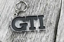 GTI keychain for Volkswagen VW GOLF MK1 MK2 MK3 MK4 MK5 schlüsselanhänger