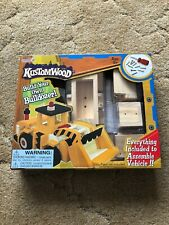 Kustomwood Build Your Own Bulldozer New