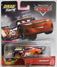 DISNEY PIXAR CARS DRAG RACING NITROADE XRS