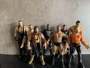 wwe Wwf wrestling figures bundle