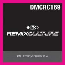 DMC Remix Culture Dance Remixes Vaults Issue 169 Music DJ CD Remixed Tracks