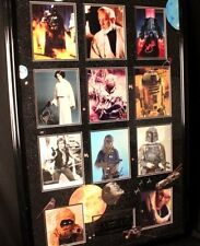 VINTAGE Star Wars - Original Trilogy Poster  *Signed by Original Cast*