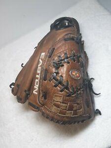 Easton NAT60 Tanned Leather Left Hand Throw LHT Baseball Glove