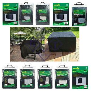 BBQ Covers Heavy Duty Waterproof Patio Gas Smoker Grill Garden Table Chair UK