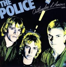 The Police OUTLANDOS D'AMOUR Debut 180g +MP3s REMASTERED New Sealed Vinyl LP