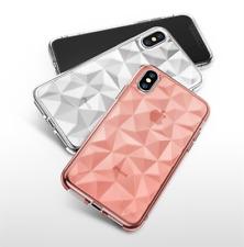 Coque Anti Choc Etui Protection Slim Case Edition Brillant iPhone X 6 S 7 8 Noir