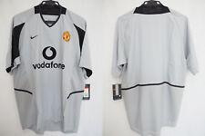 2002-2003 Manchester United Manunited GK Jersey Shirt Home Vodafone Nike L BNWT
