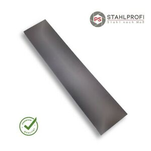 Federbandstahl Federstahl 1.4310 Federblech *Länge 300 mm* >Dicke 0,30 -2,00 mm<