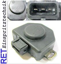 Drosselklappenpotentiometer Bosch 0280120301 bmw 325 I e 30 3 pin original