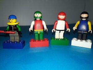 Building Blocks – 4 x men figures