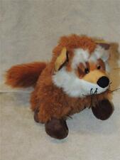 """Plush Stuffed Fiesta Fox 9"""" Tall Excellent"""