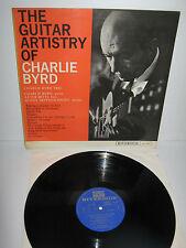 CHARLIE BYRD – The Guitar Artistry – vinyl LP