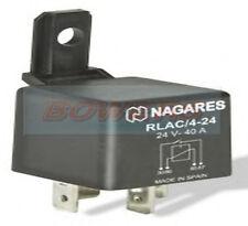 Relè ad alte prestazioni hd rlac/4-24 RE2792.10 4 PIN 24V 40A normalmente aperto multi