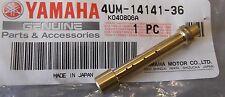 Genuine Yamaha YFM350 Main Jet Holder Emulsion Tube Nozzle 4UM-14141-36