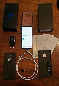 Samsung Galaxy S8  SM-G950F Artic Silver
