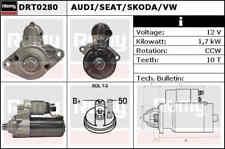 Delco Remy Starter Motor DRT0280 - BRAND NEW - GENUINE - 5 YEAR WARRANTY